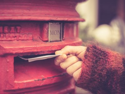 postbox, royal mail, letter, mail, envelope