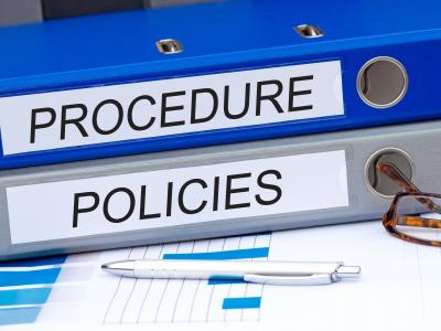 procedure, policy, document, files